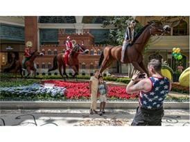 The Palio de Sienna horse race