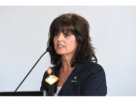 Clark County Department of Aviation Director Rosemary Vassiliadis