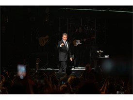 Luis Miguel performs at The Colosseum at Caesars Palace