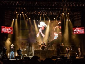 Toby Keith at Laughlin Event Center