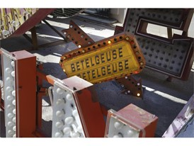 "A ""Betelgeuse"" sign"