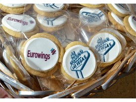 Commemorative cookies