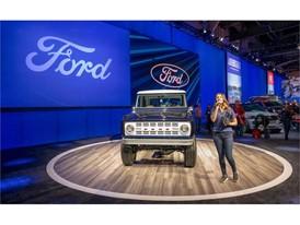 A spokesperson describes a 1968 Ford Bronco