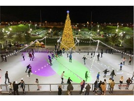 Rock Rink At Downtown Summerlin