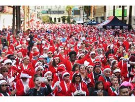 Thousands of participants