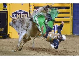 Final: Bull rider Jordan Spears