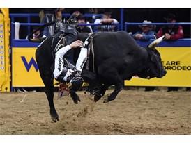 Final: Bull rider Sage Kimzey