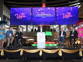 LVCVA Vice President of Marketing Fletch Brunelle