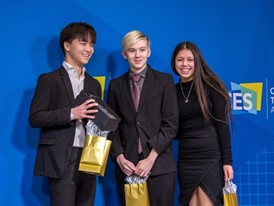 CES Show in Las Vegas Features Student Business Pitch Competition