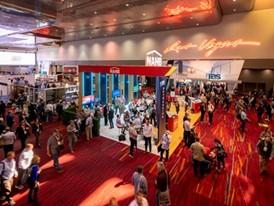 The main concourse