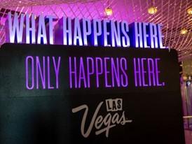 Cosmopolitan of Las Vegas Instagram Pop-Up