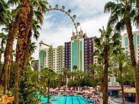 GO Pool at the Flamingo Las Vegas