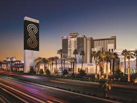 SAHARA Las Vegas exterior