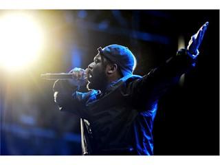 Rapper Schoolboy Q