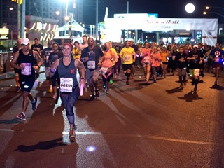 Updated: Rock 'n' Roll Marathon 40K Runners Strong in Las Vegas