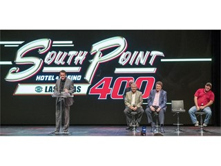 South Point Named Title Sponsor of September NASCAR Cup Series Race in Las Vegas