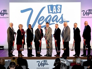 Ceremonial Groundbreaking Celebrates Las Vegas Convention Center District Expansion