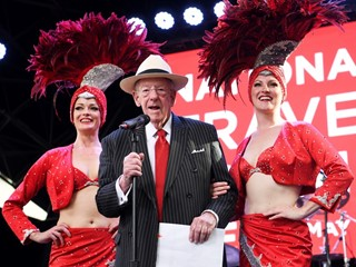 Las Vegas Celebrates National Travel and Tourism Week 2018