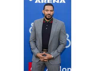 Actor Laz Alonso