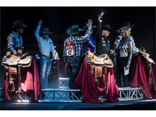 Wrangler National Finals Rodeo in Las Vegas
