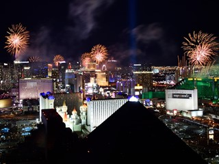 Las Vegas Rings in 2019 with America's Party
