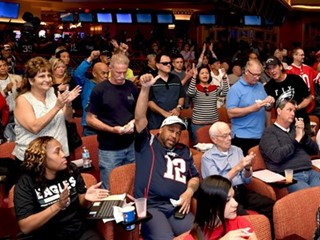 Las Vegas Unites Football Fans with Big Game Specials