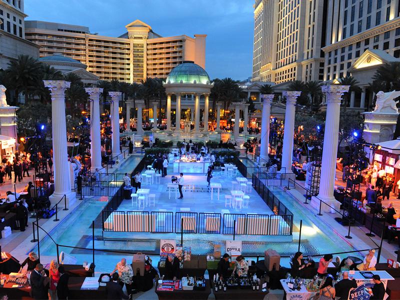 Vegas Uncork'd by Bon Appetit in Las Vegas