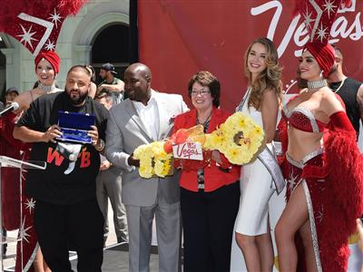 "Las Vegas Launches Official Snapchat Channel and Presents ""King of Snapchat"" DJ Khaled with ""Major Key"" to the Strip"