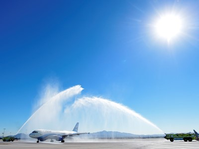 Interjet Launches Daily Nonstop Flight to Las Vegas from Mexico City