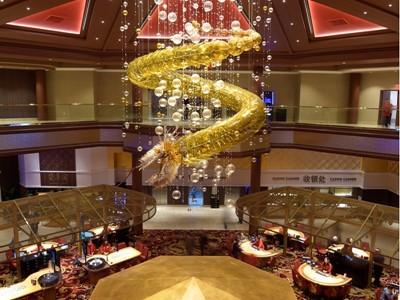 Grand Opening in Las Vegas: Lucky Dragon Hotel & Casino