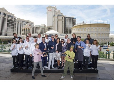 VEGAS UNCORK'D BY BON APPÉTIT ADDS NEW EVENTS TO FOUR-DAY FESTIVAL LINEUP, MAY 10 – 13