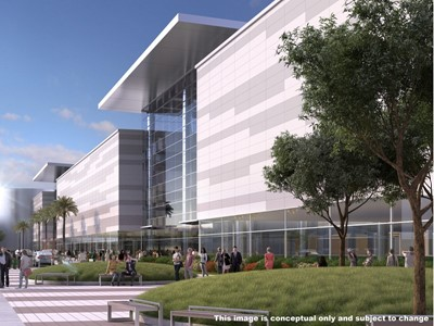 Las Vegas Convention and Visitors Authority Receives Final Approval for Expansion and Renovation of