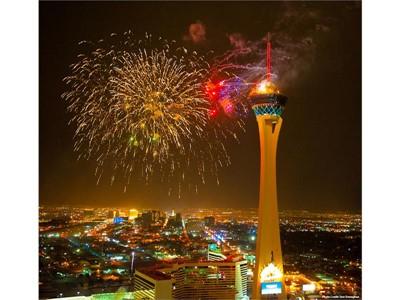 Stratosphere Las Vegas New Year's Eve