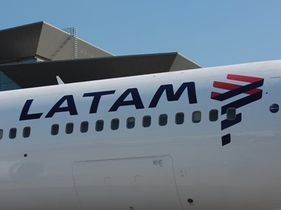 Las Vegas to Welcome Nonstop Service from Brazil with LATAM Airlines Group