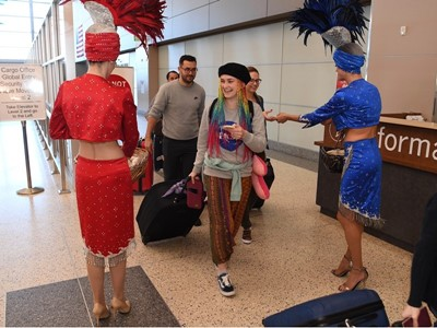 Las Vegas Welcomes British Airways New Nonstop Flight from London-Gatwick