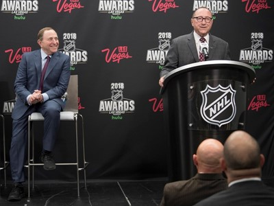 NHL Awards Returning to Las Vegas
