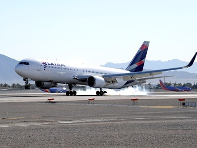 LATAM Airlines Launches Seasonal Direct Service from São Paulo, Brazil to Las Vegas