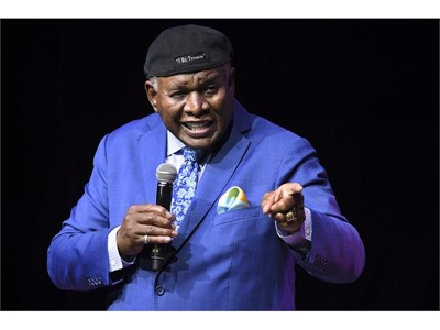 George Wallace returns to Las Vegas with new residency