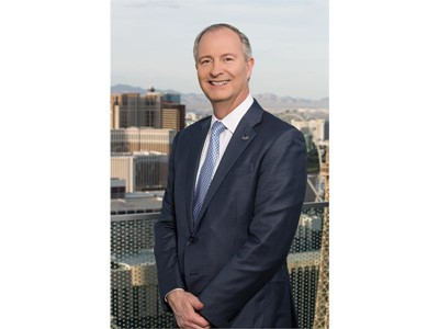 Steve Hill Named CEO of the Las Vegas Convention and Visitors Authority