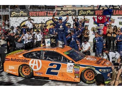 NASCAR Weekend in Las Vegas