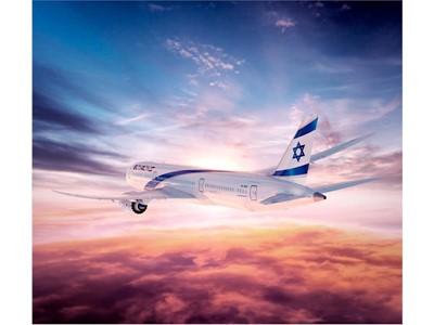 El Al Israel Airlines Dreamliner