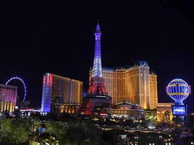 Paris Las Vegas Debuts $1.3M Eiffel Tower Light Show