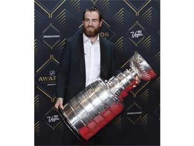 The 2019 NHL Awards Red Carpet