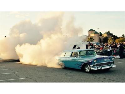 Mesquite Super Run Car Show