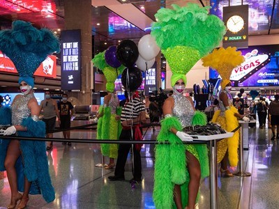 No Mask No Dice: Masks on for Las Vegas