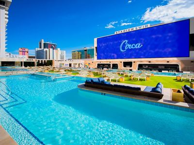 Las Vegas Splashes into Warmer Weather with Much-Needed Pool Season
