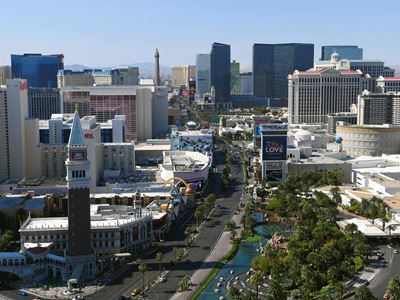 The Las Vegas Convention and Visitors Authority Retains R&R Partners as Advertising and Marketing Ag