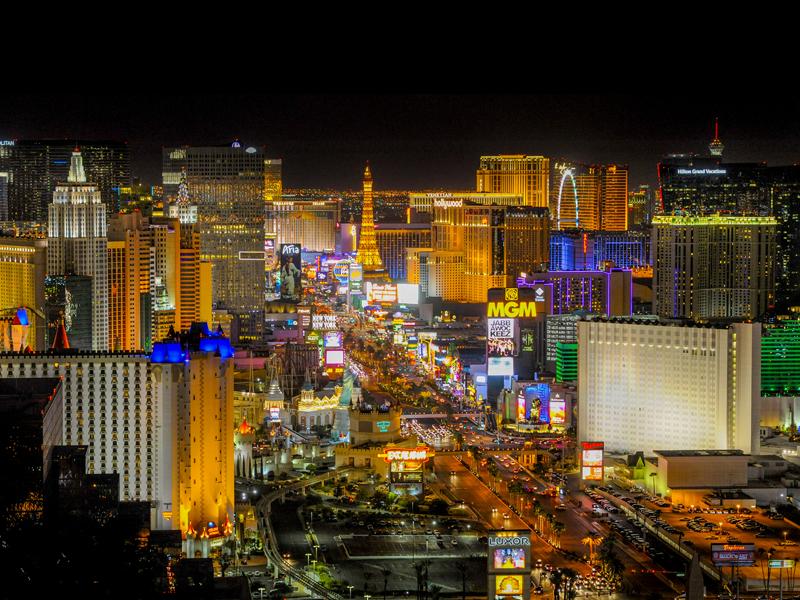 Lvcva Las Vegas Tourism Annual Report Shows Increased Visitor
