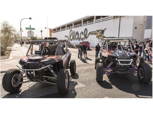 Mint 400 parade line up