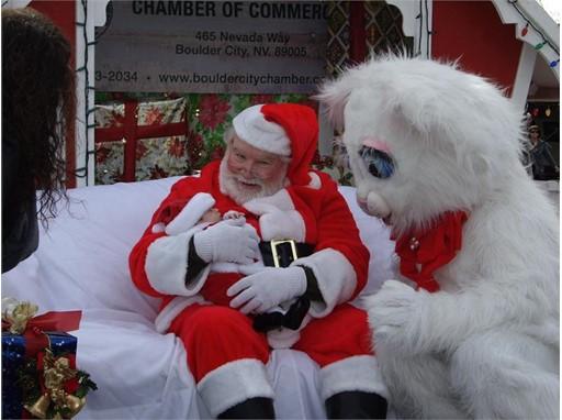 Santa's Picture Party